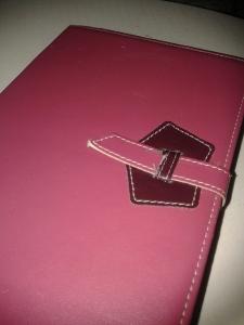 A5 journal I use.