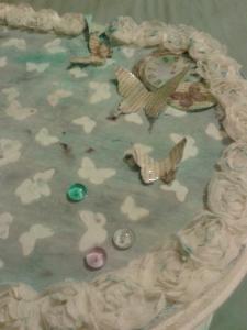 Glass nuggets purchased via e bay.