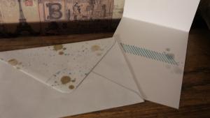 Coordinating interior and envelope.